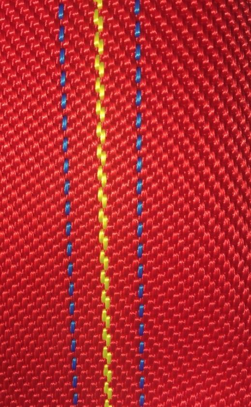 Hadice B75 Flammenflex-G Red 10m