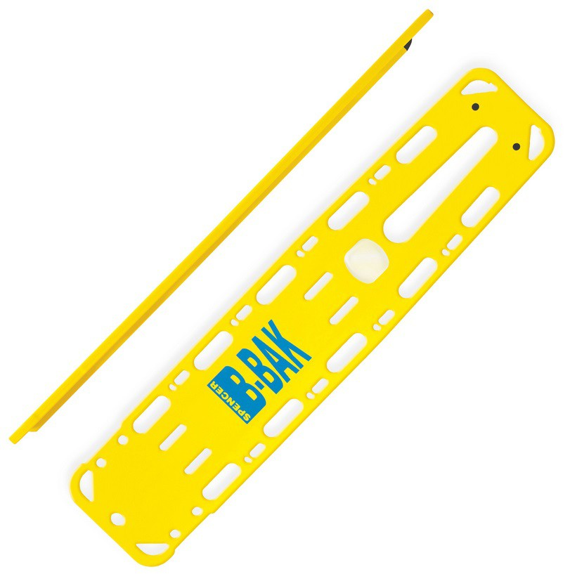 Páteřová deska B-BAK PIN