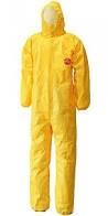 Oblek Tychem 2000 C, žlutý