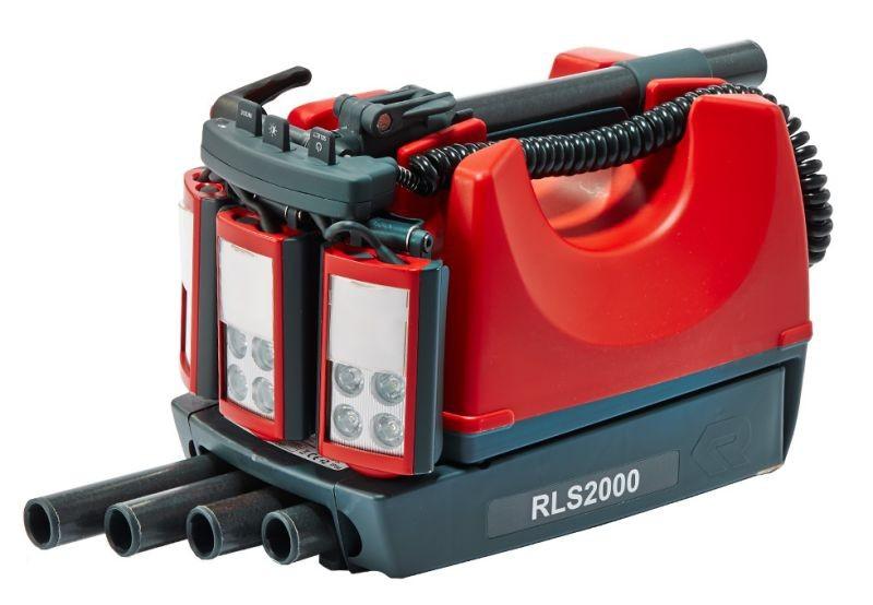 Osvětlovací přenosný systém RLS 2000, 12/24 V