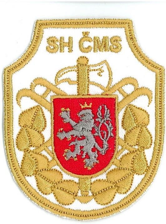 Znak nášivka SH ČMS
