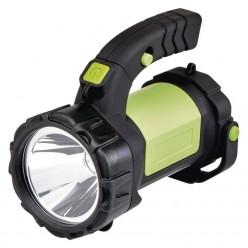 Svítilna nabíjecí CREE LED + COB LED  P4526, 300 lm, 2000 mAh