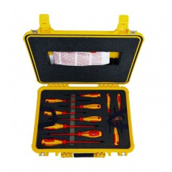 Kufr PELI™ 1500 - vybavený elektrotechnickými nástroji pro HZS