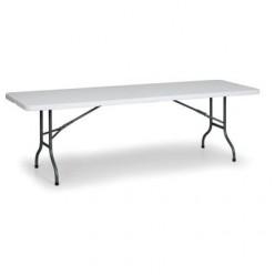 Stůl obdelníkový 240 cm skládací