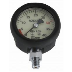 Manometr k dýchacím přístrojům 30 MPa s krytkou PLUTO