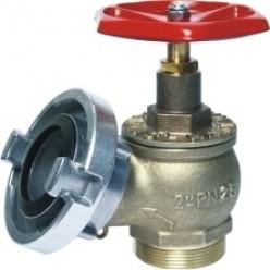 Hydrant nástěnný Ms C52 se spojkou Al