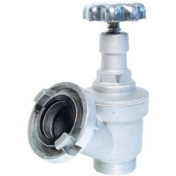Hydrant nástěnný Al C52
