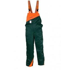 Kalhoty protipořezové Profesional s náprsenkou