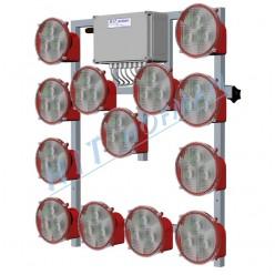 Světelná šipka SŠ13 LED s dálkovým ovládáním