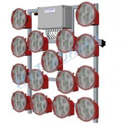 Světelná šipka SŠ15 LED s dálkovým ovládáním