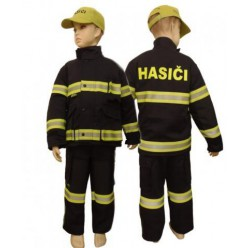 Zásahový oblek BIG BOSS II - komplet - replika děti