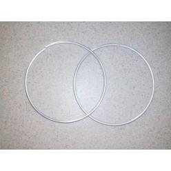 Kroužek ocelový B75