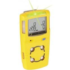 Detektor GasAlert Micro Clip X3, LEL, O2, H2S, CO