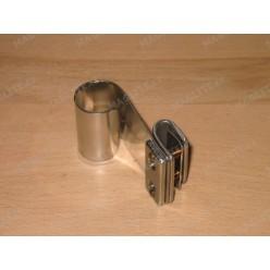 Držák svítilny MINI MAG-LITE pro Gallet - dlouhý, nerez