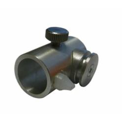 Držák svítilny LED-Lenser P6.2 a MINI Mag-Lite pro Gallet F1 SF