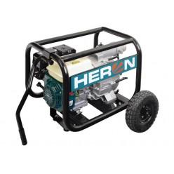 SET Čerpadlo kalové Heron EMPH 80W + 3x savice 2,5m + sací koš + 2x pevná spojka