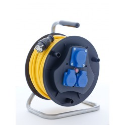 Buben navíjecí - kabel 25m 230V IP44 - 3x 1,5 ELITE