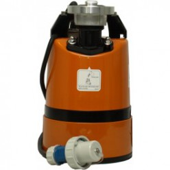Čerpadlo kalové ponorné Tsurumi LSC - 1.4S - F STORZ C spojka kabel 20m