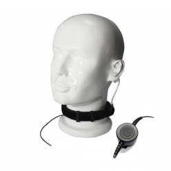 Náhlavní souprava krční mikrofon PW-796M