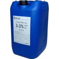 Pěnidlo Fomtec AFFF-ARC 3x3 (-15°C)