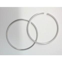 Kroužek ocelový C52