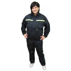 Pracovní stejnokroj PS II 100 % bavlna/atlas + teflonová úprava - ZAHAS